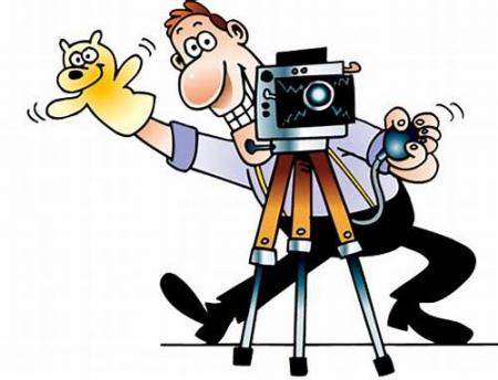 Fotograf w przedszkolu